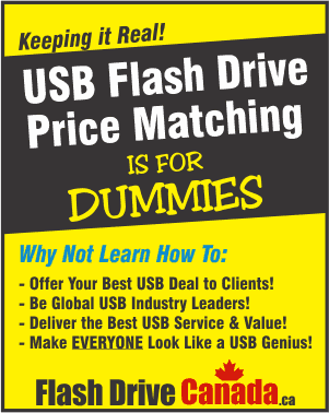 USB Price Matching is for Dummies