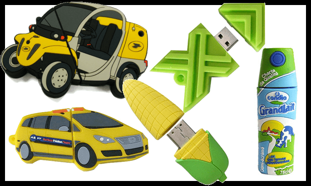 Custom-Shaped-USB-Flash-Drives